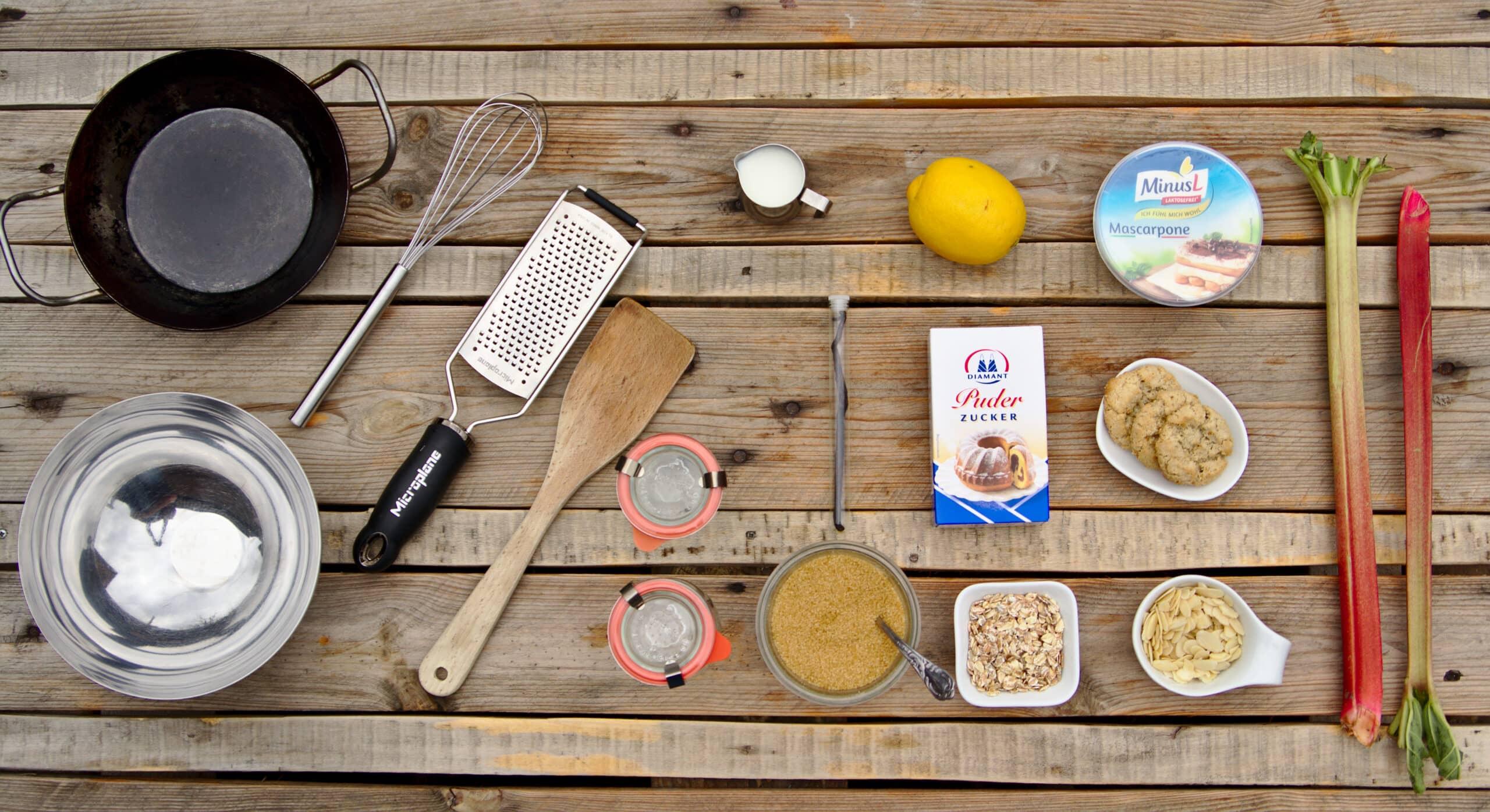 Live-Cooking mit den Dachzeltnomaden